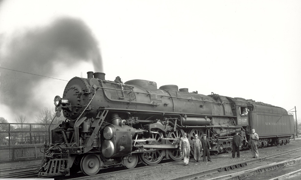 New York Central Engine #5427