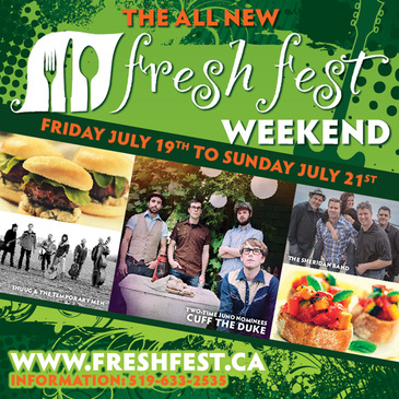 For more Info Click the Picture and go the Fresh Fest Website
