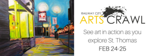 Railway City Arts Crawl
