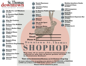 2018 Shop Hop Passport ver 8
